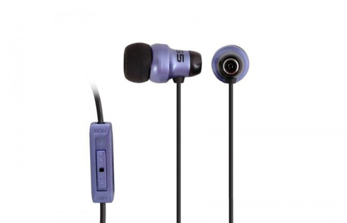 KE29 AURICULAR IN EAR 15-20KHZ C/VOLUMEN VIOLET