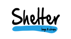 SHELTER BAGS & STRAPS
